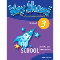 Way Ahead 3 Workbook ISBN: 9781405058711