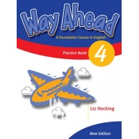 Way Ahead 4 Practice Book ISBN: 9781405059176