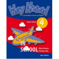 Way Ahead 4 Pupil's Book + CD-ROM Pack ISBN: 9780230409767
