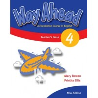 Way Ahead 4 Teacher's Book ISBN: 9781405058797