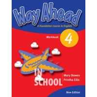 Way Ahead 4 Workbook ISBN: 9781405058780