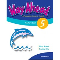 Way Ahead 5 Teacher's Book ISBN: 9781405059206