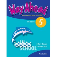 Way Ahead 5 Workbook ISBN: 9781405059190