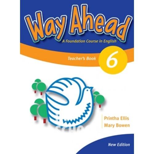 Way Ahead 6 Teacher's Book ISBN: 9781405059268