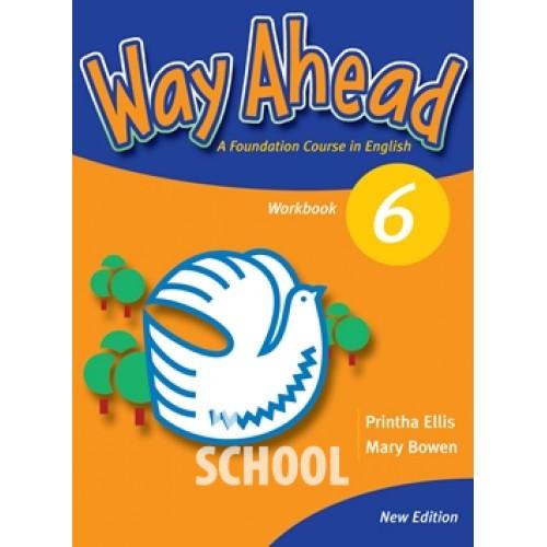 Way Ahead 6 Workbook ISBN: 9781405059251