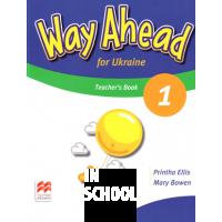 Way Ahead for Ukraine 1 Teacher's Book Pack ISBN: 9781380013262