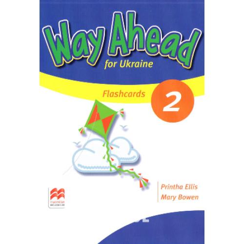 Way Ahead for Ukraine 2 Flashcards ISBN: 9781380013354
