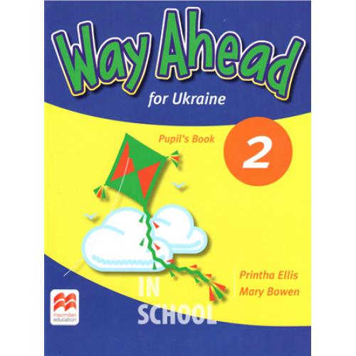 Way Ahead for Ukraine 2 Pupil's Book ISBN: 9781380013323
