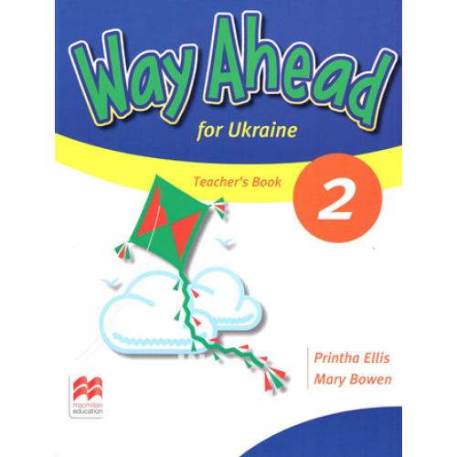Way Ahead for Ukraine 2 Teacher's Book Pack ISBN: 9781380013316