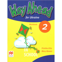 Way Ahead for Ukraine 2 Workbook ISBN: 9781380013330
