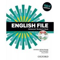 English File 3rd Edition Advanced SB ISBN: 9780194502405