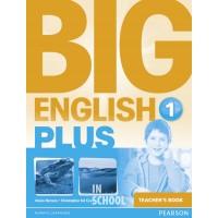 Big English Plus 1 TB ISBN: 9781447989097