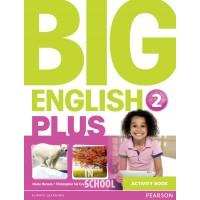 Big English Plus 2 WB ISBN: 9781447989103