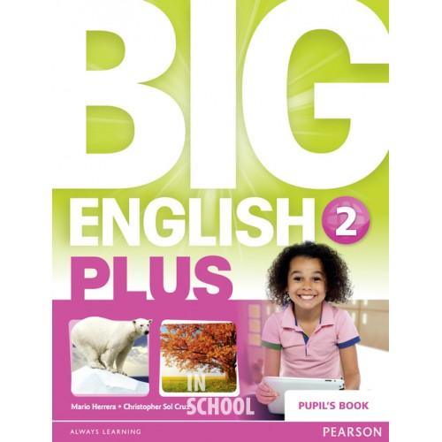 Big English Plus 2 SB ISBN: 9781447989134