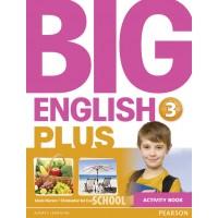 Big English Plus 3 WB ISBN: 9781447989158