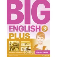 Big English Plus 3 TB ISBN: 9781447989196