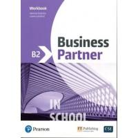 Business Partner B2 WB ISBN: 9781292191294