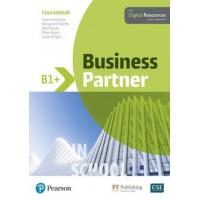 Business Partner B1+ SB ISBN: 9781292233550