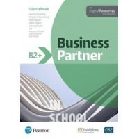 Business Partner B2+ SB ISBN: 9781292233574