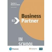 Business Partner B1 TB +MEL ISBN: 9781292237183