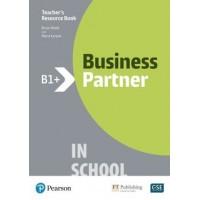 Business Partner B1+ TB +MEL ISBN: 9781292237190