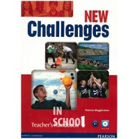Challenges NEW 1 Teacher's Book + MultiROM ISBN: 9781408288900