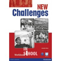 Challenges NEW 1 Workbook + CD-Rom ISBN: 9781408284421