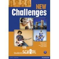 Challenges NEW 2 Students' Book ISBN: 9781408258378