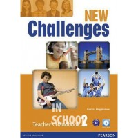 Challenges NEW 2 Teacher's Book + MultiROM ISBN: 9781408288917
