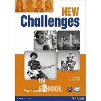 Challenges NEW 2 Workbook+CD-ROM ISBN: 9781408286135
