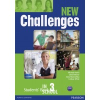 Challenges NEW 3 Students' Book ISBN: 9781408258385