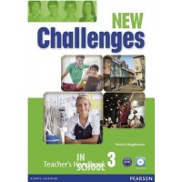 Challenges NEW 3 Teacher's Book + MultiROM ISBN: 9781408298428