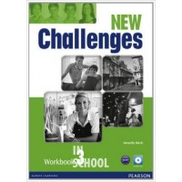 Challenges NEW 3 Workbook+CD-ROM ISBN: 9781408298435