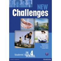 Challenges NEW 4 Students' Book ISBN: 9781408258392