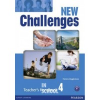 Challenges NEW 4 TB+Multi-Rom ISBN: 9781408298459