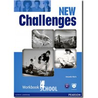 Challenges NEW 4 Workbook+CD-ROM ISBN: 9781408298466