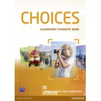 Choices Elementary Student's Book ISBN: 9781408242025
