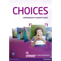 Choices Intermediate Student's Book ISBN: 9781408242032