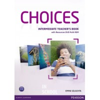 Choices Intermediate Teacher's Pack (Book with Test Master CD-ROM) ISBN: 9781408296172