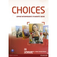 Choices Upper Intermediate Student's Book ISBN: 9781408242056