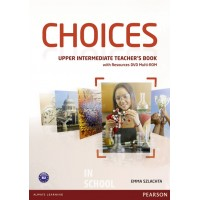 Choices Upper Intermediate Teacher's Book (with Test Master CD-ROM) ISBN: 9781447901662