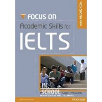 Focus on IELTS Academic Skills + CD NE ISBN: 9781408259016