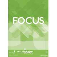 Focus BrE Level 1 Teacher's Book & DVD-ROM Pack ISBN: 9781292110042