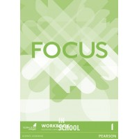 Focus BrE Level 1 Workbook ISBN: 9781447997757