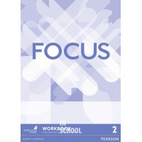 Focus BrE Level 2 Workbook ISBN: 9781447997962