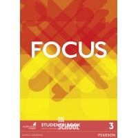 Focus BrE Level 3 Student's Book ISBN: 9781447998099