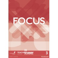 Focus BrE Level 3 Teacher's Book & DVD-ROM Pack ISBN: 9781292110080