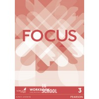 Focus BrE Level 3 Workbook ISBN: 9781447998174