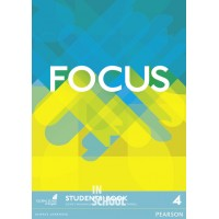 Focus BrE Level 4 Student's Book ISBN: 9781447998310