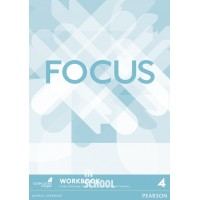 Focus BrE Level 4 Workbook ISBN: 9781447998396